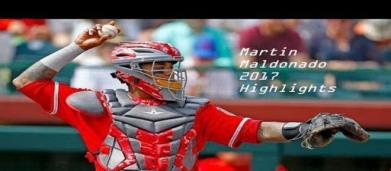 Chicago Cubs rumors: Martin Maldonado still on the team's radar