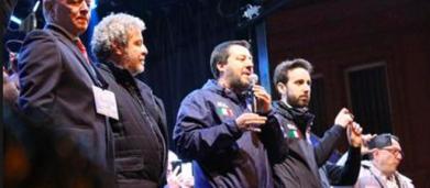 Bari, genitori del rapinatore ammazzato da benzinaio querelano Salvini: 'Ci ha offesi'