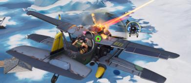 Planes will be vaulted in Season 8 of Fortnite Battle Royale