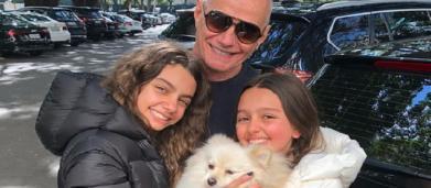 Viúva de Ricardo Boechat publica foto da cadela à espera do retorno do jornalista