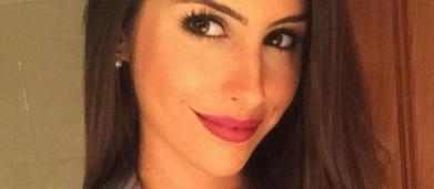 MYHYV: La expretendienta Rocío Zafra reaparece enamorada del futbolista José Suárez