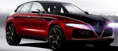 Alfa Romeo, a Ginevra potrebbe esserci il prototipo del nuovo C-Suv