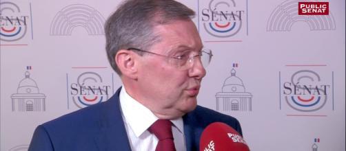 Affaire Benalla : « On progresse pas à pas », réagit Philippe Bas ... - dailymotion.com