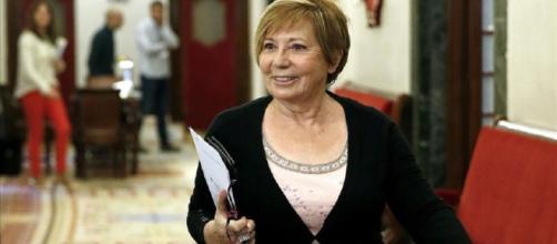 Celia Villalobos, del Partido Popular le dice adiós a la política