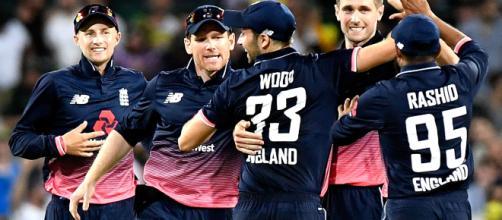 England v West Indies live on Sky Sports (Image via ICC/Twitter)