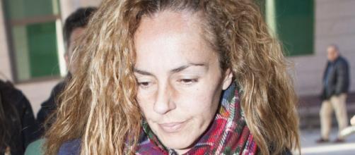 Fotografía de archivo de Rocío Carrasco