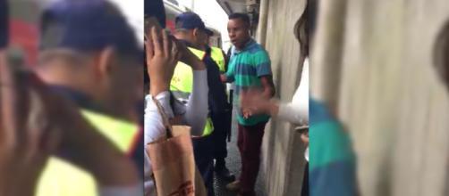 Homem suspeito de ejacular em jovem em SP (Foto: Reprodução/Redes Sociais)