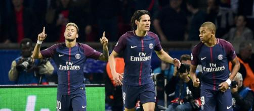 L'attaque du PSG domine l'Europe