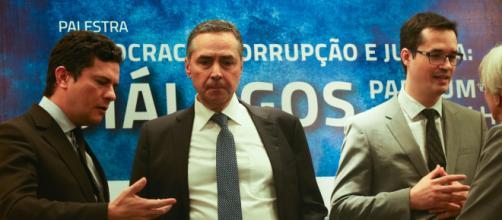 Moro defende prisão após condenação em segunda instância em livro com prefácio de Barroso - (Foto: José Cruz/Agência Brasil)