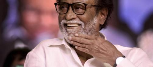 Rajinikanth not to contest parliamentary elections - Photo-Image credit-(screen shot -Thanthi TV/youtube.com)