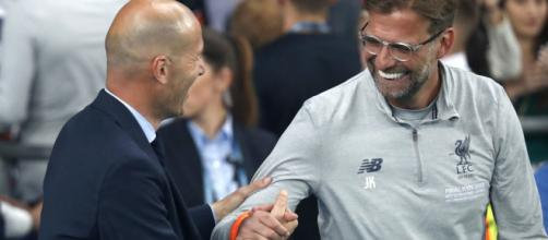 Zinedine Zidane replacement: Liverpool await Real Madrid approach ... - footballnewsmagazine.co.uk