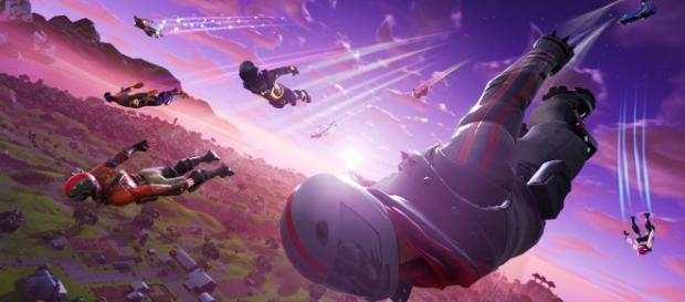 Fortnite sets a huge amount for its competitive matches this year. [image credits: Fortnite/YouTube screenshot]