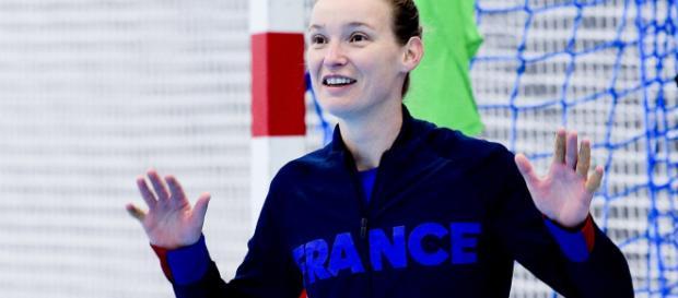 Hand : Amandine Leynaud se confie avant l'Euro en France - Equipe ... - lefigaro.fr