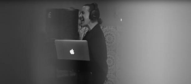 Scott Stapp's musical venture with Napalm Records promises to be 'stronger than ever' in 2019. [Image source: Scott Stapp-YouTube]