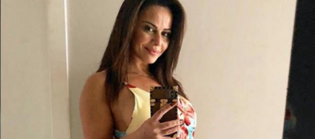 Viviane Araújo (Foto - Reprodução/Instagram)