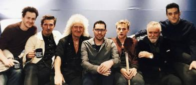 Original Queen band members to perform at the Oscars