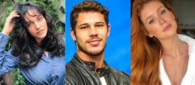 José Loreto tem nova briga com Marina Ruy Barbosa e pede folga à Rede Globo