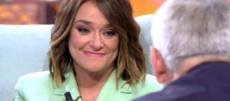 Toñi Moreno, en 'Viva la vida'. / Telecinco