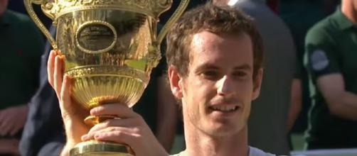Andy Murray won the Wimbledon Championships twice. Photo: screencap via Wimbledon/ YouTube