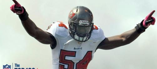 Gerald McCoy will remain with the Tampa Bay Bucs. [Image Credit] NFL Network - YouTube