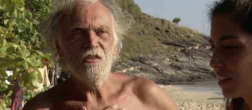Isola dei Famosi, Riccardo Fogli nella bufera per insulti verso Ariadna