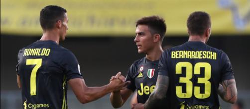 """Juventus, Allegri: """"La coppia Ronaldo-Dybala è possibile, ma ... - fantamagazine.com"""