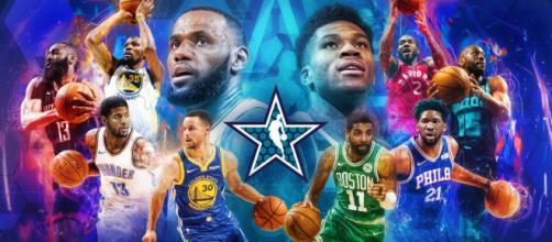 Una copertina dell'All star game 2019- QUADIO - fonte: quadio.com