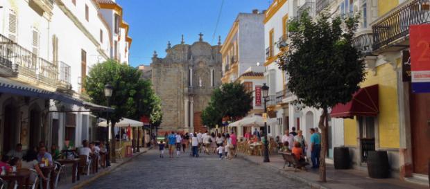 Tarifa is a popular holiday destination on the Costa de la Luz in southern Spain. [Image Andrew Nash/Flickr]