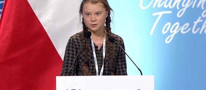 Greta Thunberg se ha convertido en un icono del cambio climático