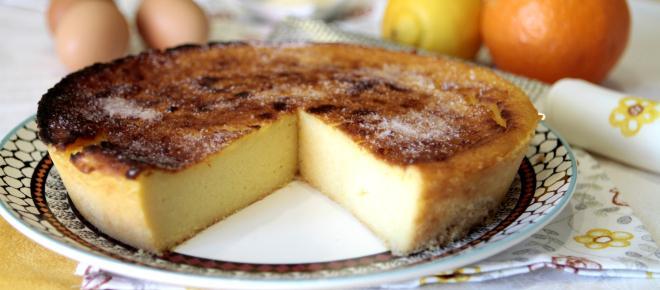 Ricetta migliaccio di mais con ricotta di capra: un dessert tipico di Carnevale