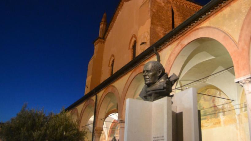 6 curiosità sul Santuario di Santa Maria delle Grazie a Curtatone