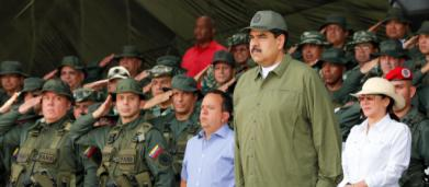 Base do Exército da Venezuela é atacada perto da fronteira com o Brasil