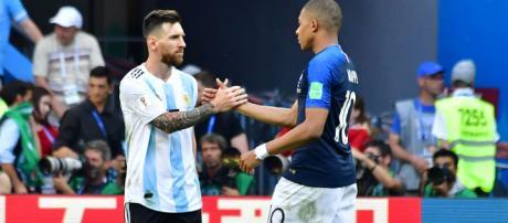 Kylian Mbappe et Lionel Messi affolent les compteurs