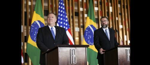 EUA vão agir na Venezuela e contam com Brasil - (Foto: Marcelo Camargo/Agência Brasil)
