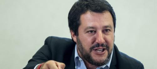 Matteo Salvini, protagonista del brano di Italo X