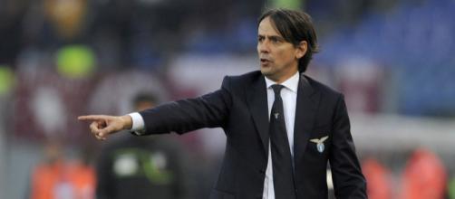 Simone Inzaghi, 42 anni, allenatore della Lazio