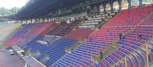 stadio di Bologna Bologna-Juventus
