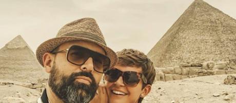 Laura Escanes y Risto Mejide a la espera de su primer hijo