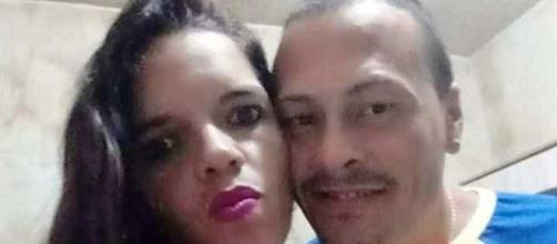 Adão é suspeito de matar Bruna, sua esposa. (Reprodução/Facebook/Arquivo Pessoal)
