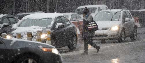 Alerta de mal tiempo en Nueva York por fuertes vientos. - blogspot.com