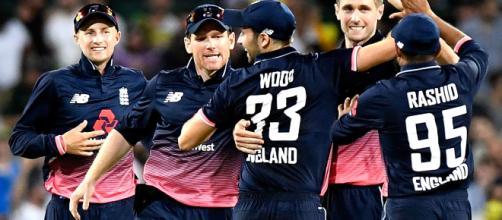 England vs West Indies on Sky Sports (Image via ICC/Twitter)