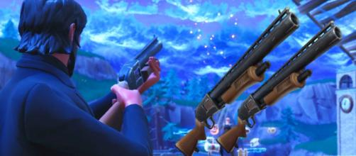 Epic talks about the potential return of the Double Shotgun. Image: Game screenshot