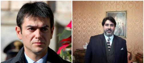 Massimo Zedda e Christian Solinas principali candidati alla presidenza della Sardegna - vistanet.it