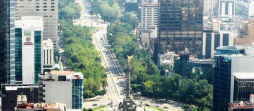 México reporta desaceleración en su ritmo de crecimiento económico.- wikipedia.org