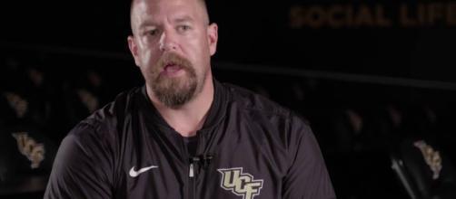 Nebraska football's strength coach has worked wonders [Image via InsideUCFFootball/YouTube]