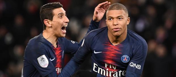 Football : le top 5 des buteurs français du PSG