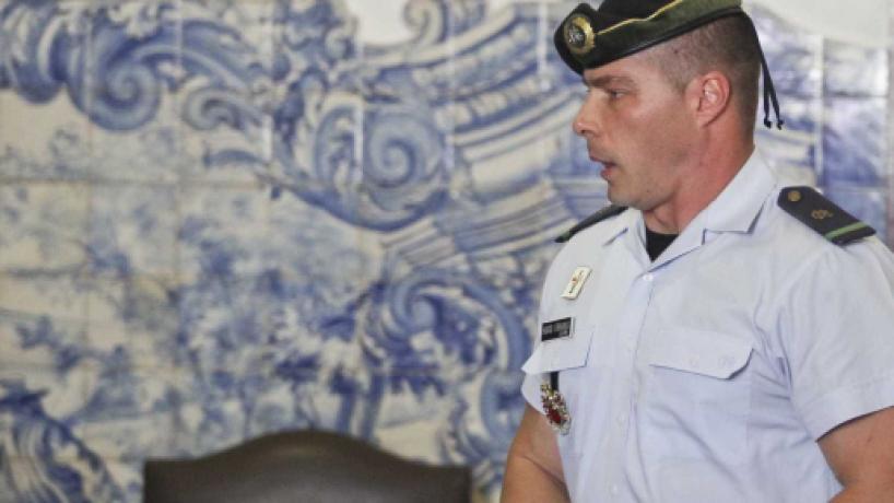 Hugo Ernano: militar da GNR vai recorrer ao Supremo