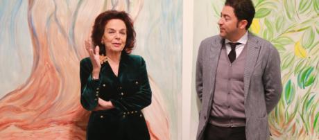 Gabriella Ventavoli e Salvo Nugnes