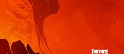 'Fortnite' Season 8 has dragons. - [Epic Games / Fortnite screecap]
