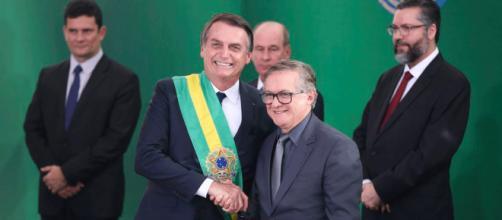 Ministro da Educação causa polêmica com carta enviada a diretores. (Foto: Valter Campanato/Agência Brasil)